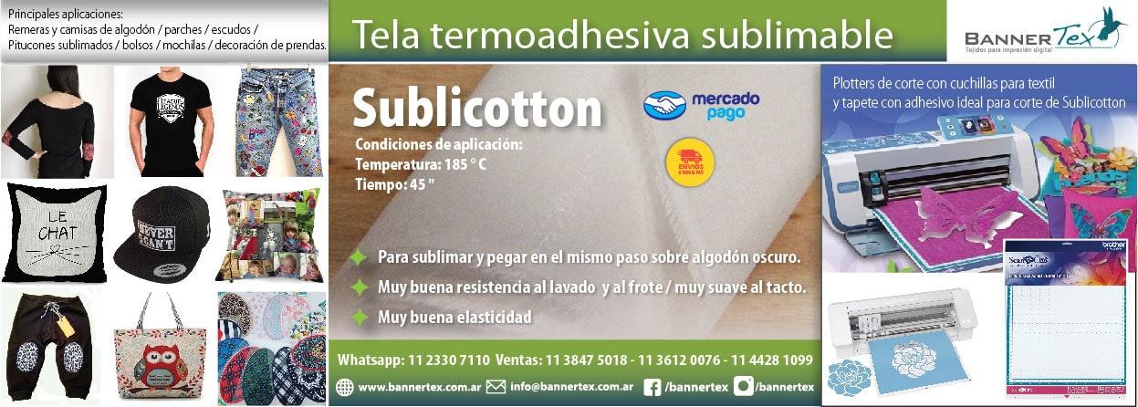 Sublicotton